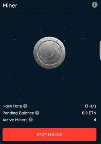 Electroneum App Android Screenshot Download Link Free