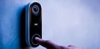 Google Nest Hello Video Doorbell Camera App Smartphone Controlled Door Lock Smart Home gadgets Products