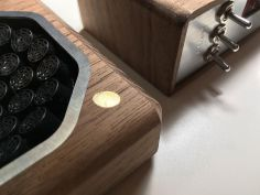 LeviZen Levitate water feel zero gravity Design Flying Droplet Gadget Decoration Switch Box