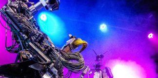 Compressorhead rocks robots metal band video