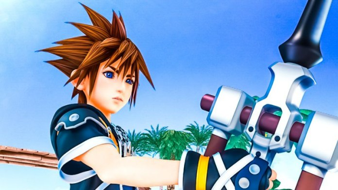 Kingdom Hearts 3 release date expected to be announced at E3 New Keyblade