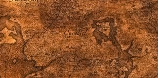 The Elder Scrolls VI Map Teaser News Gaming TES New Game Release Date Unknown Next Gen Consoles