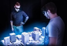 First Hologram Table Euclideon Holographics Example Setup Video Footage Official Australian Company