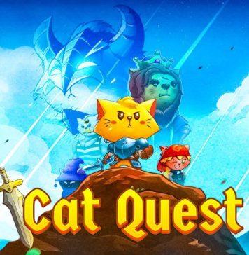 Cat Quest Review Key Art The Gentlebros Dev Studio Singapore Game Check Test