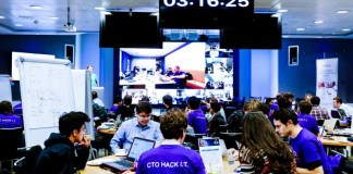 DB Deutsche Bank Hackathon 2016 CTO Hack IT Video Conference International Autistica Charity Ausistic Autism App Help Guide Anxiety iOS Android App Development