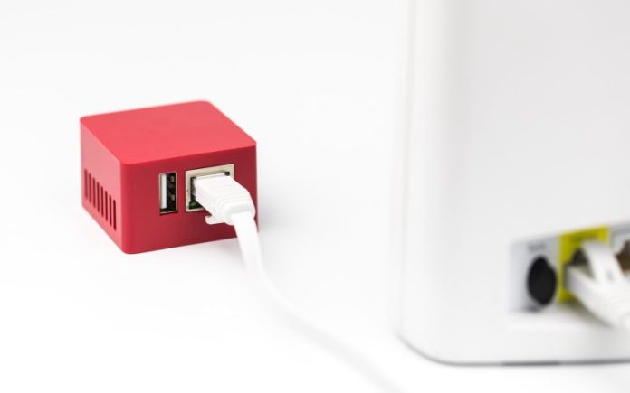 Firewalla Red Small Cybersecurity Device