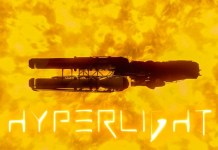 Hyperlight Sci-Fi Short-Film Movie YouTube Free Space Astronaut Time Paradox Key Art Crop