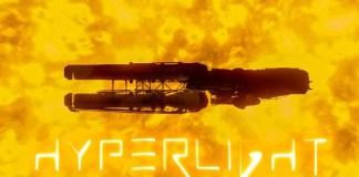 Hyperlight Sci-Fi Short-Film Movie YouTube Free Space Astronaut Time Paradox Key Art Crop