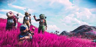 No Man's Sky PS4 Steam PC Xbox One Multiplayer New Update