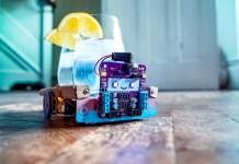 Smartibot Cardboard AI STEM Toy Learning Education App Programming Coding Kickstarter Cocktail Unicorn