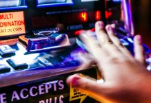 The Future of Video Slots in the Casino Industry hitting the button photo