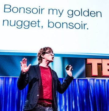 This is what happens when you reply to spam email James Veitch TED Talks Funny Comedian