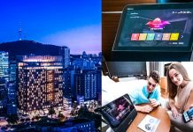 KT Corp News Novotel Ambassador Seoul Dongdaemun Hotels Residences AI Enabled Rooms Smart Home IoT 5G Voice Command AC TV Lights