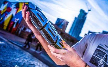 Morpher Helmet Foldable