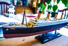 RMS Titanic II 2 Model New Ship Replica Rebuilt Video Concept Footage Article IGN Report