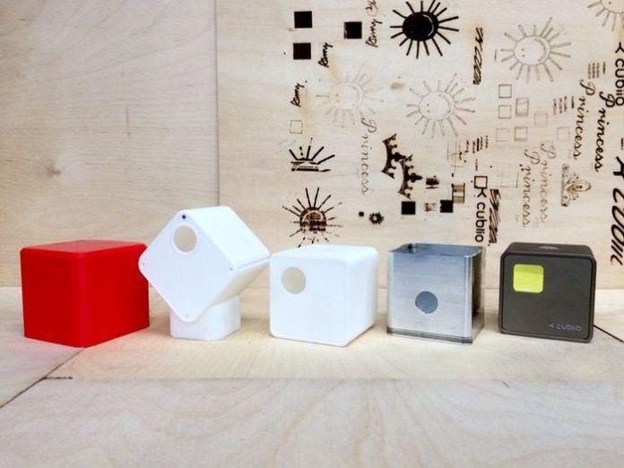 Cubiio Prototypes