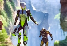 Anthem EA Game Character Line Up Flying Kinda Funny Games Recap Article
