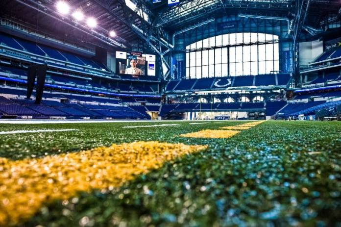 American Football NFL Stadium Game Technology New Field
