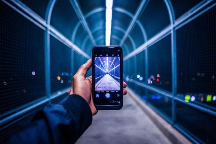 Smartphone Photography Taking Snapshots Photos Mobile
