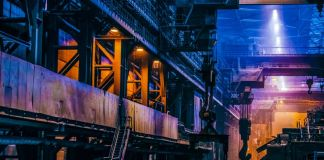 Steel Mill Heavy Industry Wear Plating Innovation