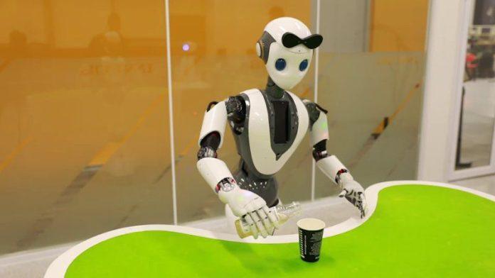 INNFOS MWC 2019 Robotics Innovation Advanced Joints SCA Interview News Robot