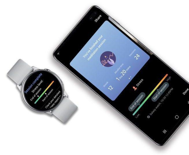 Samsung-Calm-Partnership