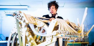 Wintergatan Marble Machine X Project Video