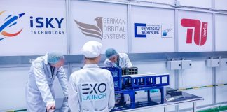 EXOLAUNCH Supports Deutsches Zentrum für Luft und Raumfahrt with Largest German Smallsat Cluster Launch NewSpace Startup News