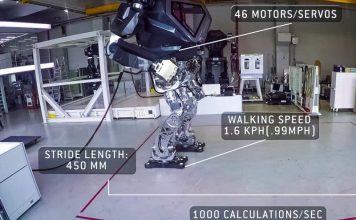 Method-2 Autoblog Video Test Ride Piloted Robot Mecha Suit Mech Development Korea Yang Jin-Ho Hankook Mirae Technology
