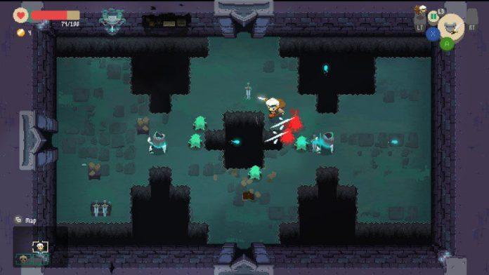 Moonlighter Screenshot Dungeon