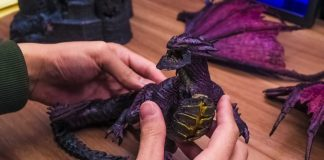 Create Deathwing with 3D Pen Warcraft Sanago Video
