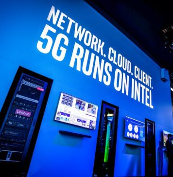 Intel MWC Lenovo Rack 5G Demo Apple Buys Smartphone Modem Business Tech News
