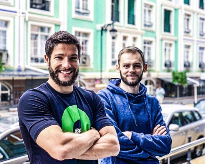 RetargetApp Team Photo