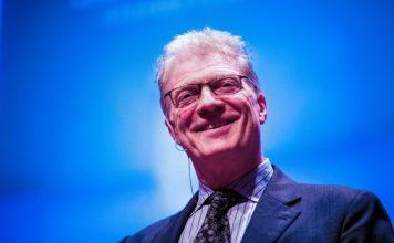 Sir Ken Robinson Author Speaker Education System Book Video