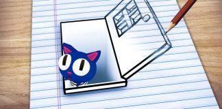 TokoToko AR Game Creativity Cat Hako Kalank France iOS Preview Article