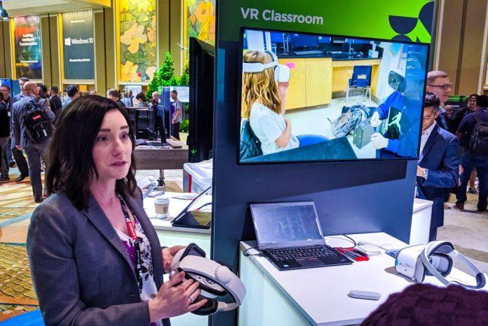 Lenovo VR Classroom 2 Mirage 3 News