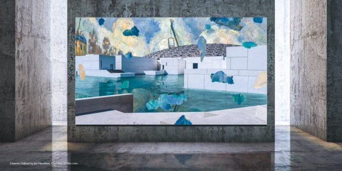Samsung The Wall x Niio Art Awards