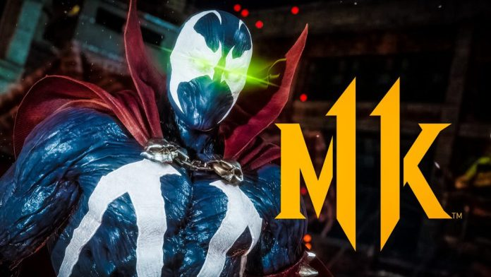 Spawn Character Now Kombat Pack MK11 Mortal Kombat 11 Early Access