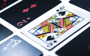 Online Blackjack Queen Of Spades Game Cards