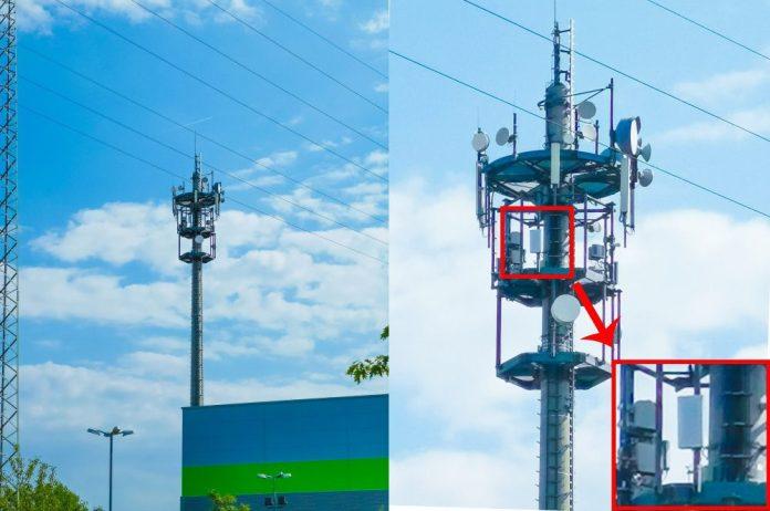 Vodafone Antenna 5G Karlsruhe Germany Tomás Freres
