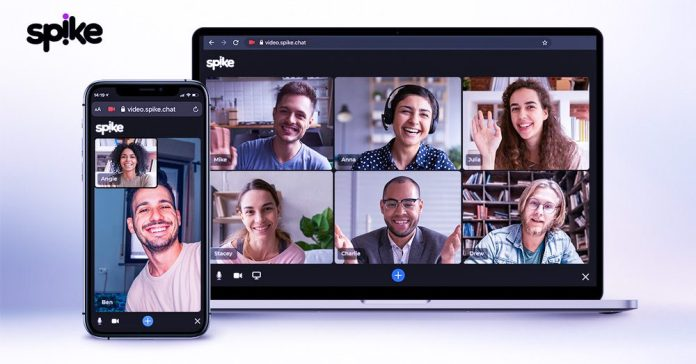 Spike Email App Service Video Chat