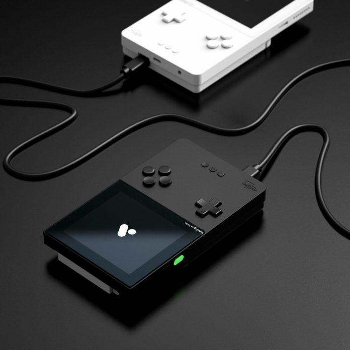 Analogue Pocket Original Link Port and Cable