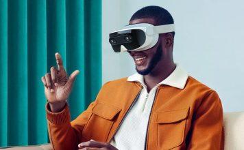 XRSPACE Mova Headset Hand Gesture VR Gadget 5G