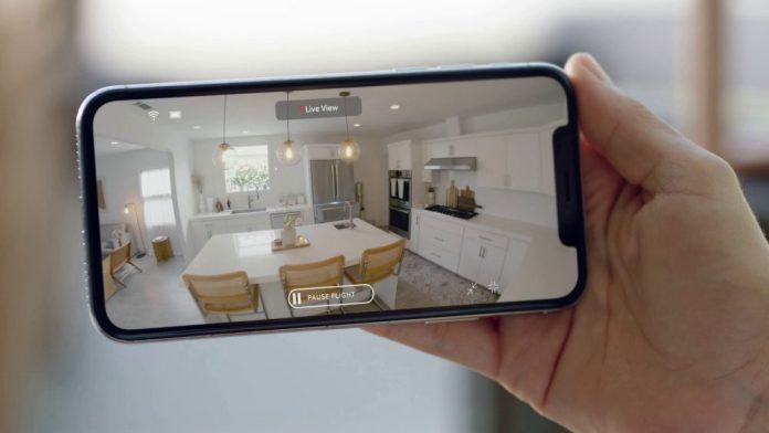 Amazon Ring Always Home Cam Smartphone Screenshot