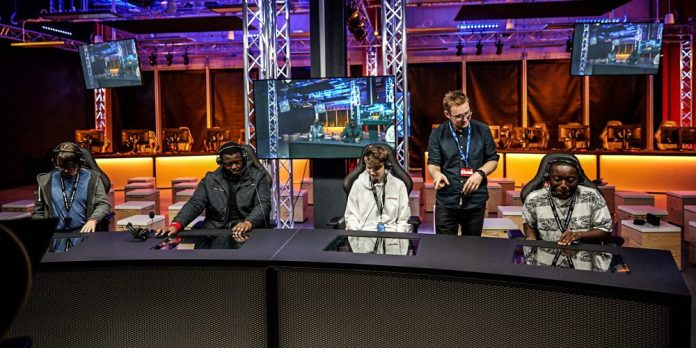 New campaign tackles youth unemployment through esports Staffordshire University Young Gamers