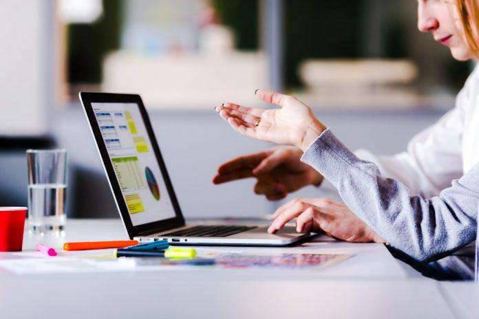 EazyStock Inventory Optimization Software Laptop Image