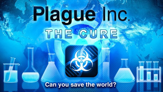 Plague Inc The Cure Ndemic Creations Game