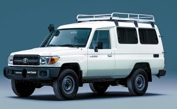 Refrigerated Vehicle for Vaccine Toyota Land Cruiser 78