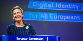 EU Proposes Digital ID for Cross Border Checks - Margrethe Vestager