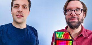 LumiCube Interactive LED Cube for Raspberry Pi